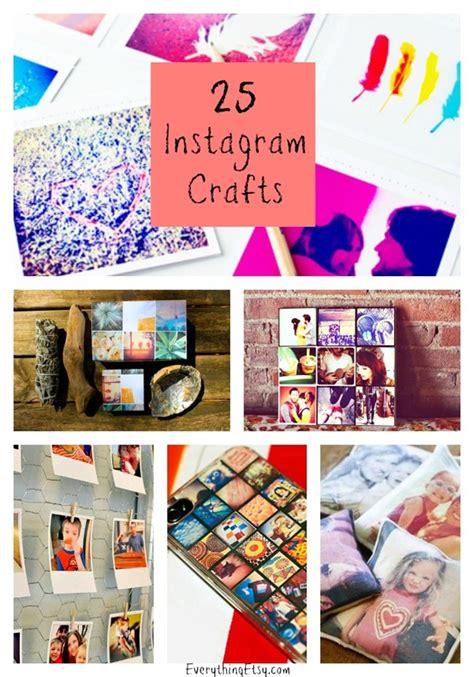 diy instagram 25 diy instagram crafts