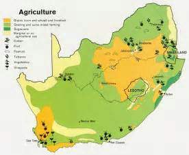 agriculture map nationmaster maps of south africa 18 in total