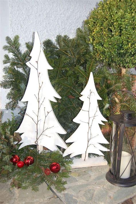 Weihnachtsdeko Fenster Holz by Die Besten 25 Weihnachtsdeko Aussen Ideen Auf