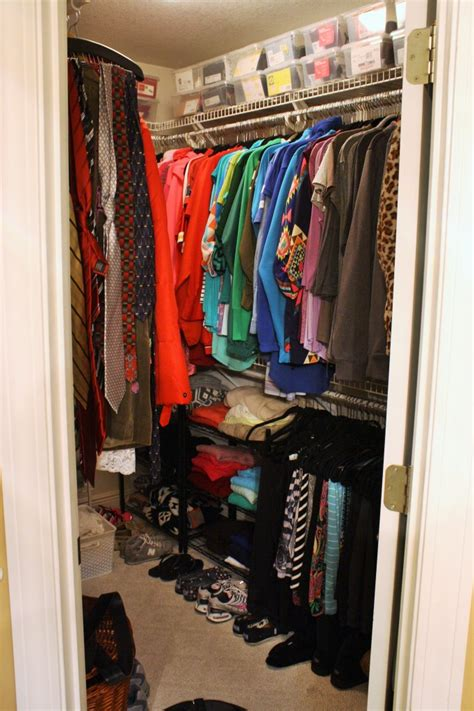 Closet Challenge by Closet Tlc Challenge Tackle And Lose Clutter