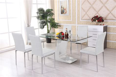 White Gloss Dining Room Furniture White Gloss Dining Room Furniture White White High Gloss Circle