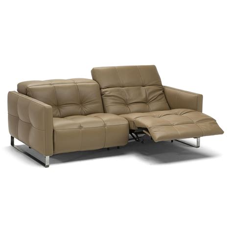 Natuzzi Reclining Sofa by Natuzzi Philo Soft Touch Recliner Sofa