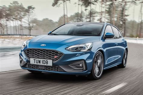 2019 Ford Focus Rs St by New 2019 Ford Focus St Is Hotter Than Auto Express