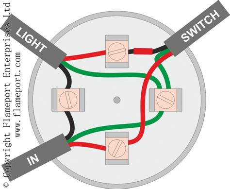 trailer light wiring diagram 7 way wiring diagram and