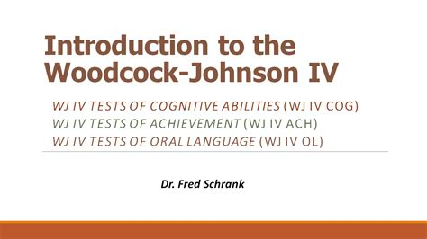 woodcock johnson test of cognitive abilities sle report woodcock johnson sle report 28 images woodcock johnson