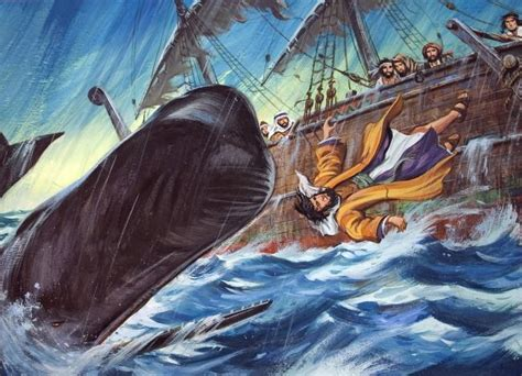 jonah thrown off the boat there is no such thing as chance