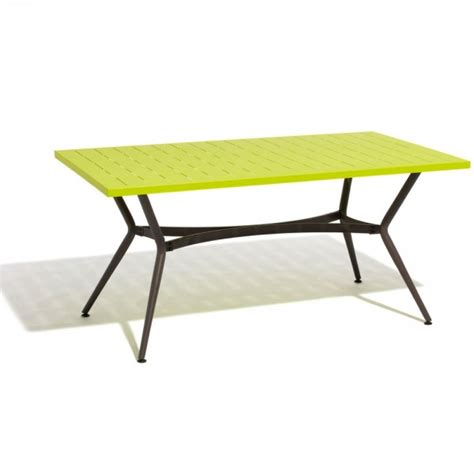 Gifi Table De Jardin 3761 by Table De Jardin 4 Personnes Verte Table Chaise Salon