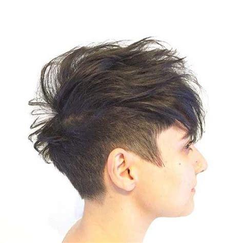 10 Best Mohawk Pixie Cut   Short Hairstyles 2016   2017