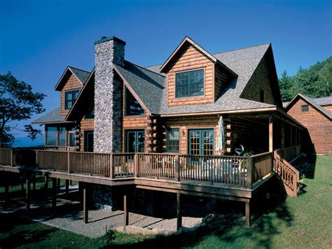 rustic log home plans hazelton rustic log home plan 026d 0145 house plans and more