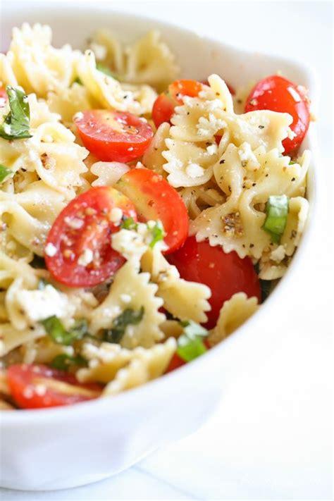 simple pasta salad recipes pinterest the world s catalog of ideas