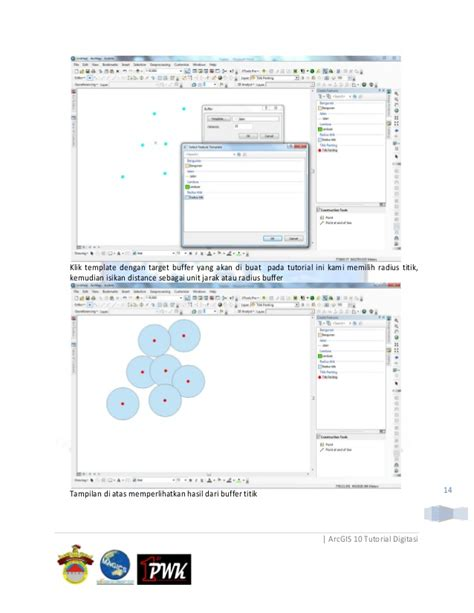 tutorial arcgis digitasi tutorial arc gis 10