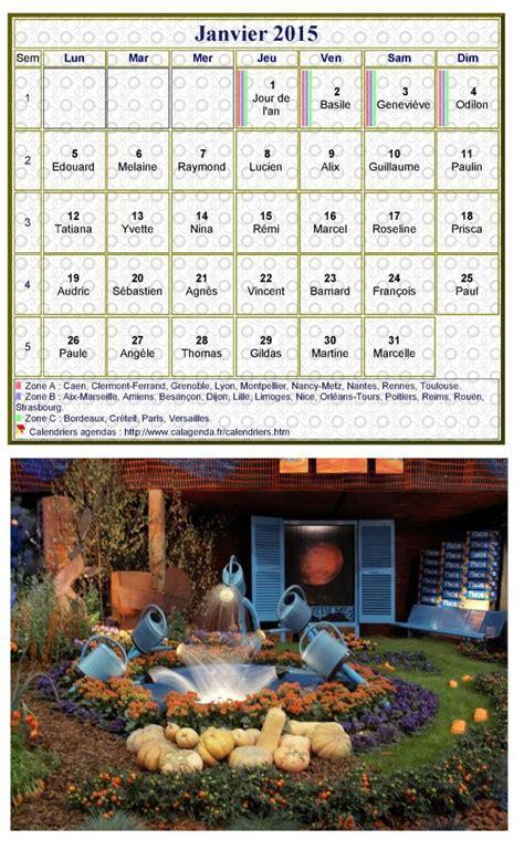 Calendrier Avec Photo Calendrier Mensuel 2015 224 Imprimer Avec Photographie Au