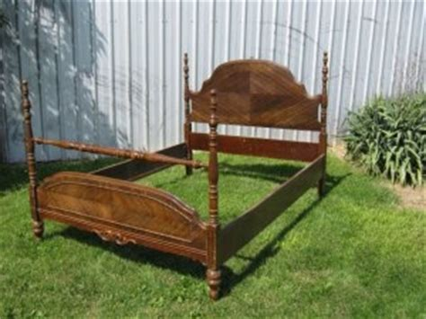 1000 Images About Antiique Wooden Bed Frames On Pinterest Antique Wooden Bed Frames