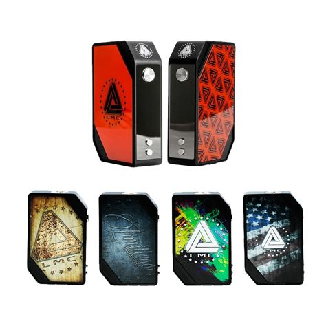Original Garskin Vapor Vt Box 200w Free Custom Gambar Union lost vape coral dna60 and limiltess 200w box mod upto 50