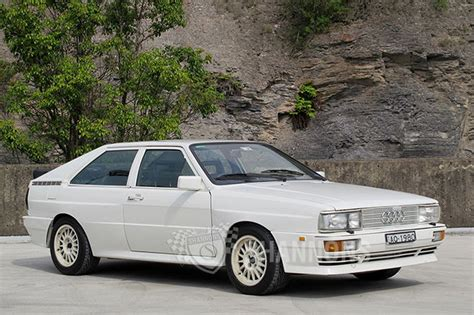first audi quattro 100 first audi quattro two first timers try the