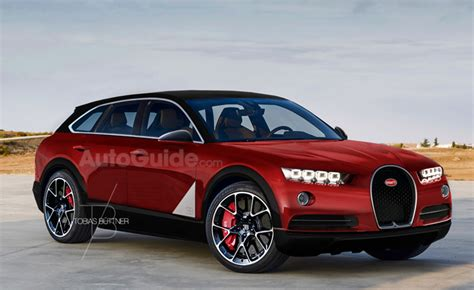 bugatti suv is this imagined bugatti suv awesome or stupid