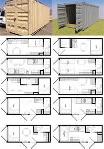 Tiny Home Layouts by Dise 241 Os De Casas Con Containers Reciclados Construye Hogar