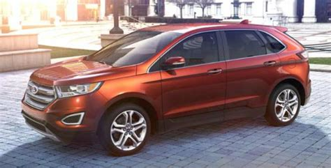 new ford colors 2017 ford edge colors release date price