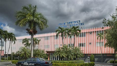 community bank miami larkin community hospital to acquire palm springs general