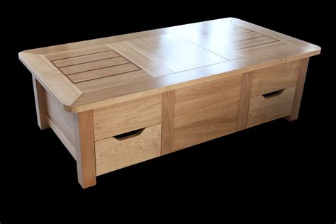 table basse coffre une table coffre moderne et astucieuse bois le bouvet
