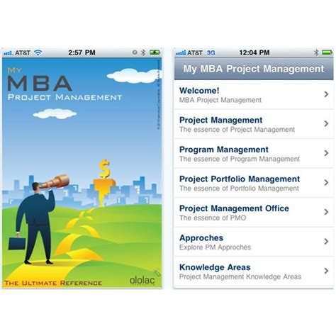 Best Mba For Project Managers by Best Five Iphone Management Software Apps