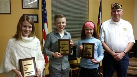 Vfw Essay Contest by Vfw Essay Winner From Steamboat Writes About Freedom Steamboattoday
