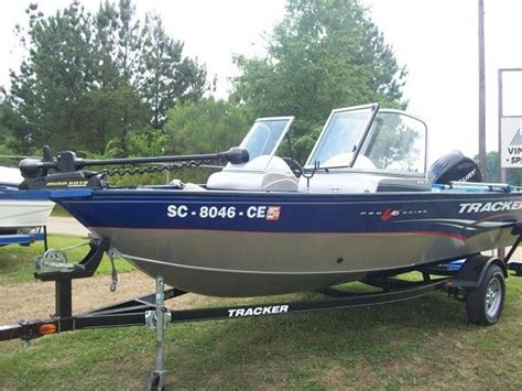 tracker boats used deep v used tracker deep v 16 boats for sale boats