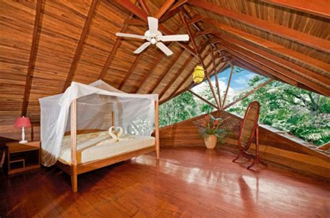 costa rica tree house treehouse hotels of the world authentic luxury travel