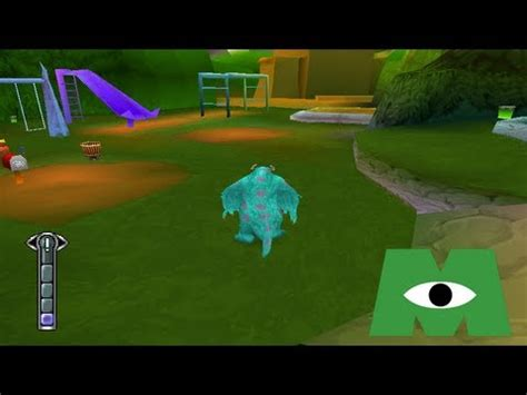 let s play monsters inc scare island part 2 city park