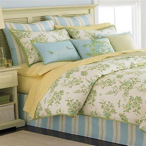 martha stewart comforter sets queen martha stewart bluebird garden 6 piece queen comforter set