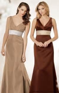 fall color dresses fall bridesmaids dresses my wedding ideas