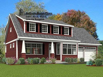 artform home plans june iris bungalow art form house plans house plans