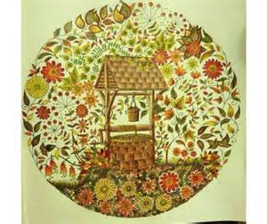 secret garden coloring book finished photos new coloring books for adults are for your