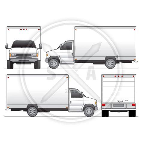 truck wrap templates truck wrap design template best image truck kusaboshi