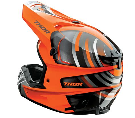 thor motocross helmet thor mx motocross 2017 verge helmet vortechs flo orange