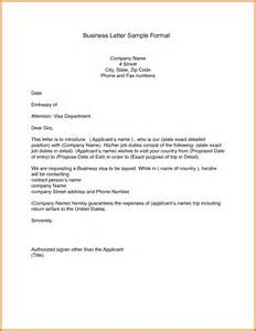 Business Letter Format Pictures 12 Example Of Business Letter Pdf Attendance Sheet Download