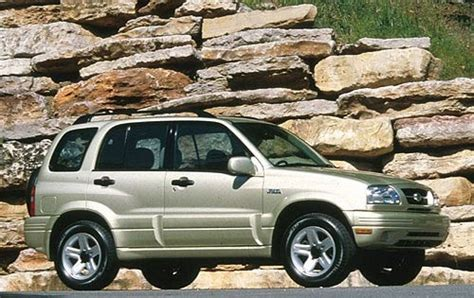 Suzuki Grand Vitara 1999 Review Used 1999 Suzuki Grand Vitara Consumer Reviews Edmunds