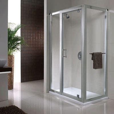 600mm Shower Door Geo6 In Line Panel 600mm Shower Enclosures And Trays Twyford