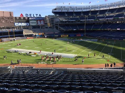 football section yankee stadium section 227b football seating