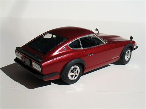 nissan fairlady 240zg 1971 nissan fairlady 240zg glass model cars