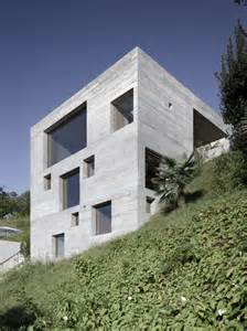 8 gravity defying homes sited on steep slopes architizer