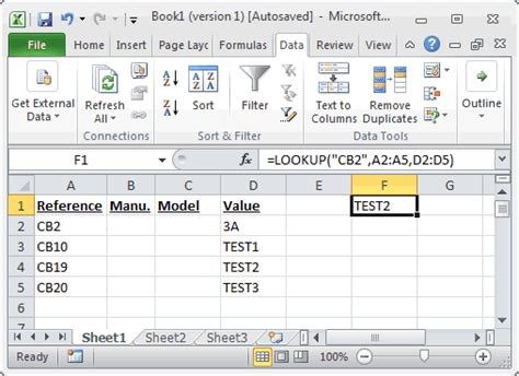 Lookup In Excel Ms Excel How To Use The Lookup Function Ws