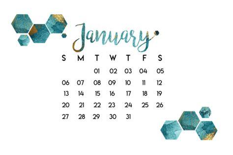 monthly calendar tumblr