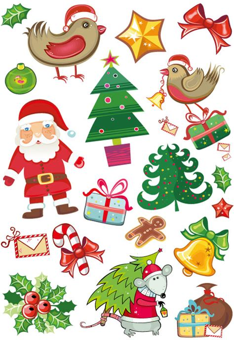 christmas decorations window stickers totally movable