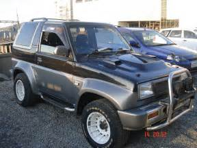 Daihatsu Rocky Parts For Sale 1990 Daihatsu Rocky For Sale 1600cc Gasoline Manual
