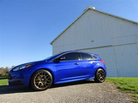 Ford Focus Wheels by Ford Focus St Custom Wheels Avant Garde M310 18x8 5 Et