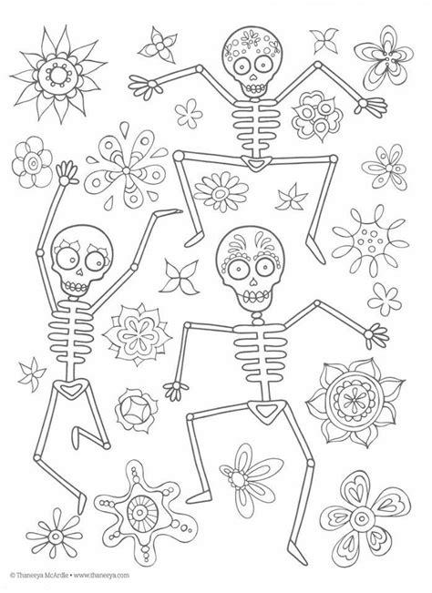 imagenes para colorear ofrendas dia muertos pinto dibujos dibujos del dia de muertos coleccion del