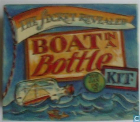 authentic models boat in a bottle kit boat in a bottle kit the secret revealed authentic