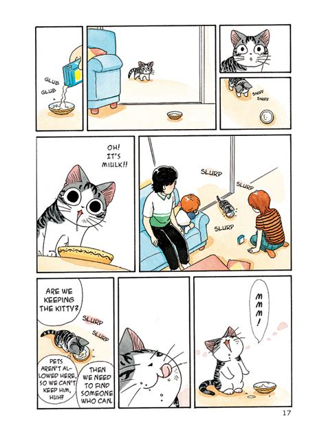 the complete chi s sweet home 1 vertical comics