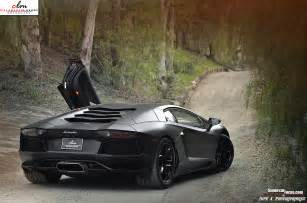 for sale matte black lamborghini aventador lp700 4